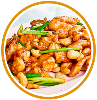 56. Chicken with Cashew Nuts